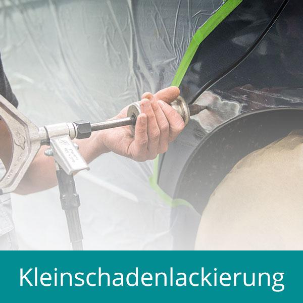 Kleinschadenlackierung bei Kammer GmbH in Bochum
