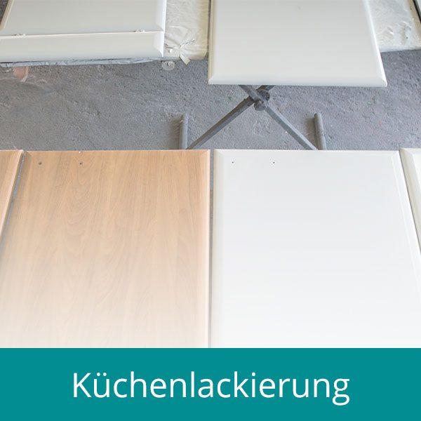 Küchenlackierung